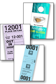 Valet Parking & Hangtags