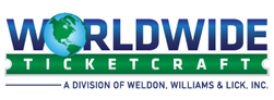 Worldwide Ticketcraft Logo